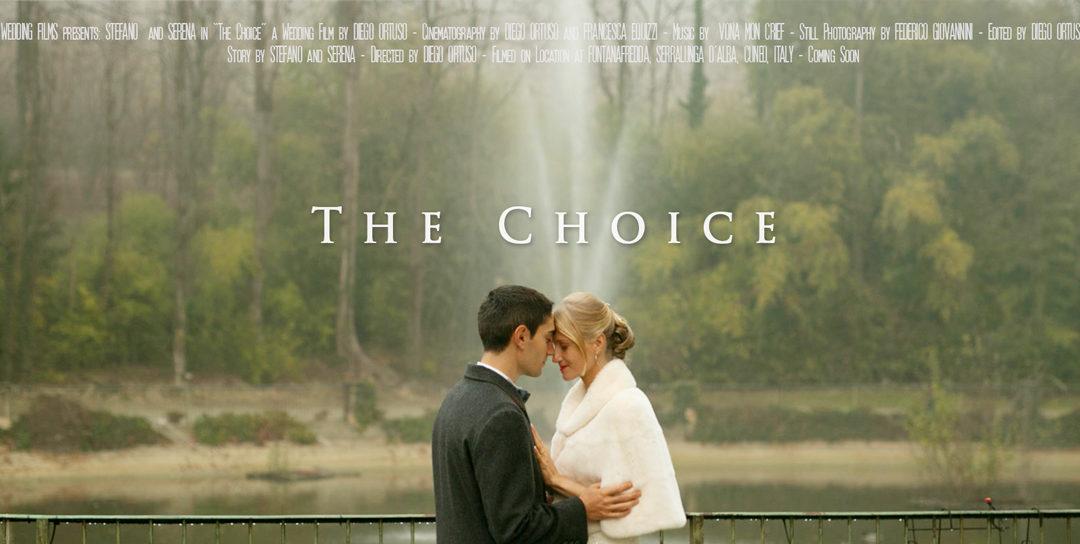 The Choice   Trailer (Eng)