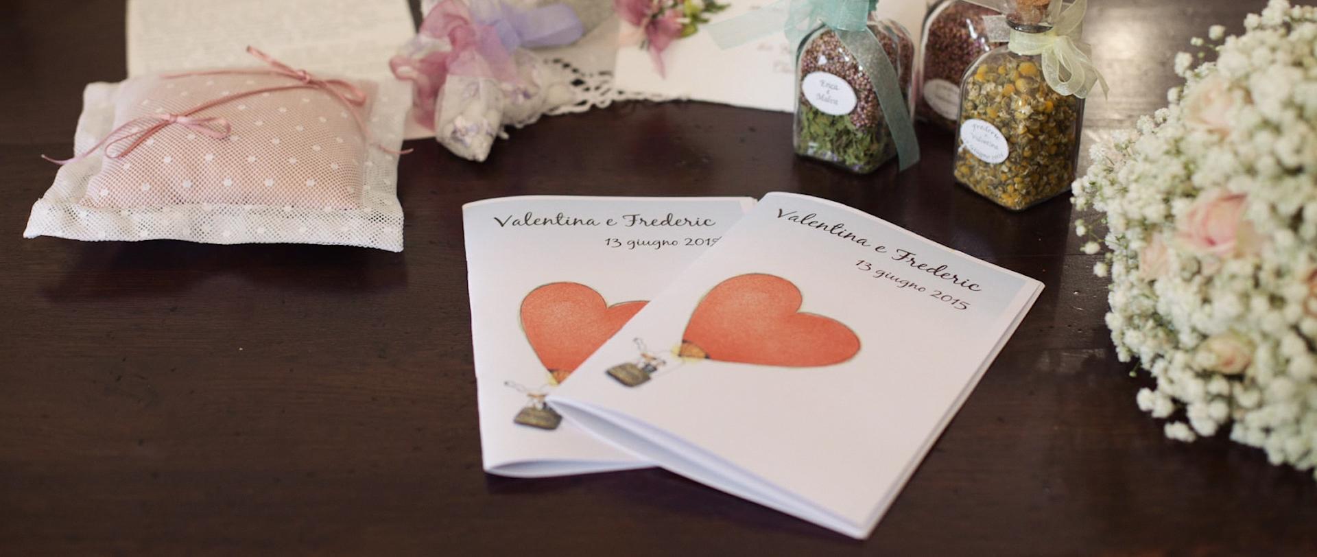 Frederic & Valentina | Trailer (Ita) 1