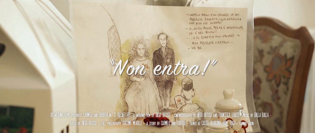Non entra! | Trailer