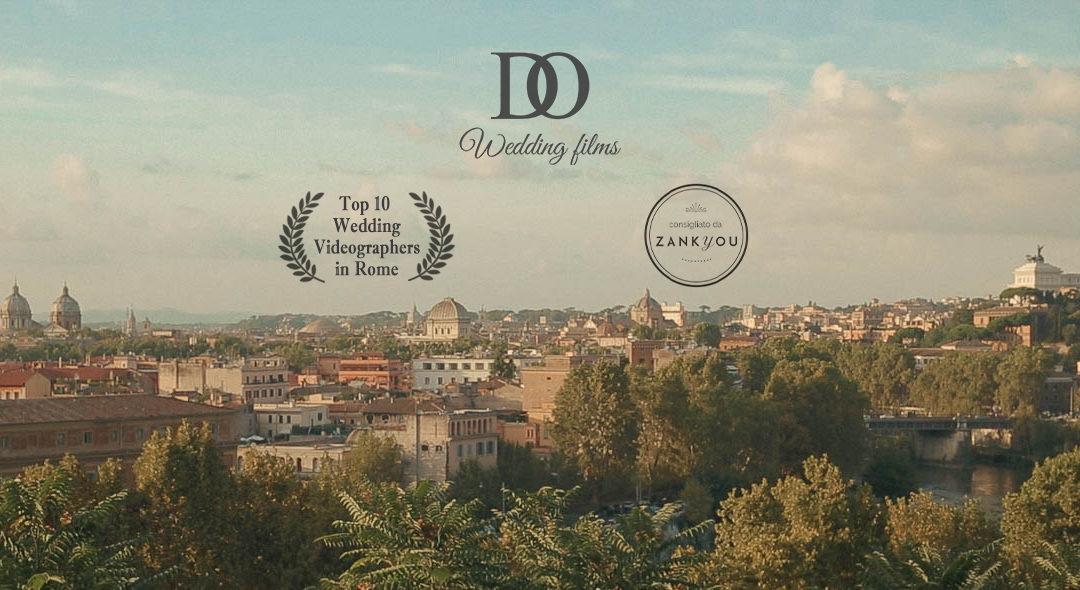 I migliori videomaker per matrimonio a Roma