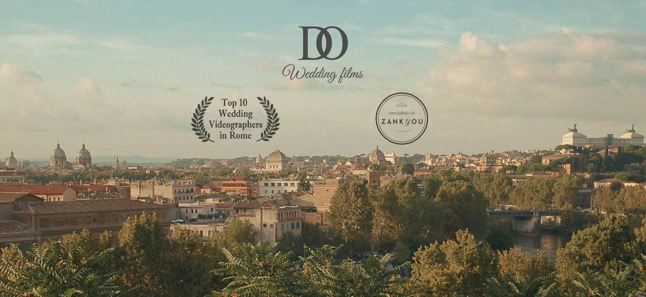 best wedding videographers in rome