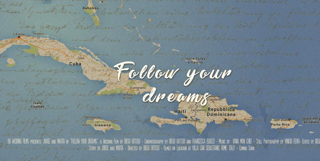 Follow your dreams   Trailer (Eng)