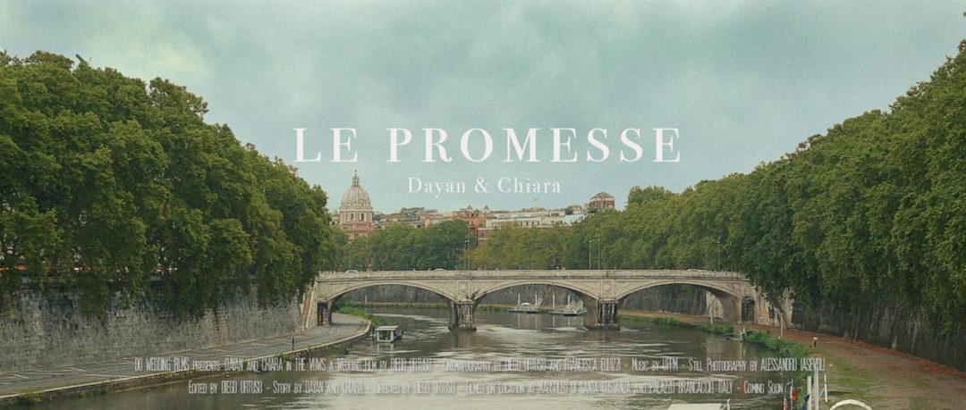Dayan & Chiara | Videomaker matrimonio Roma