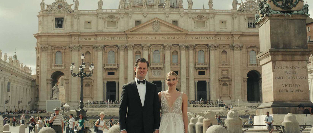 Wedding videographers in Rome 10