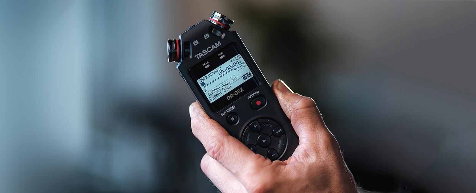 Tascam-Stereo 5 diagrammi polari che ogni video maker dovrebbe conoscere!