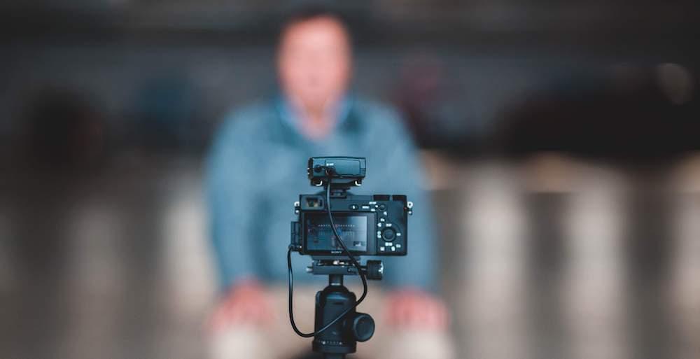 camera-fissa Come fare delle riprese perfette: 5 consigli pratici!