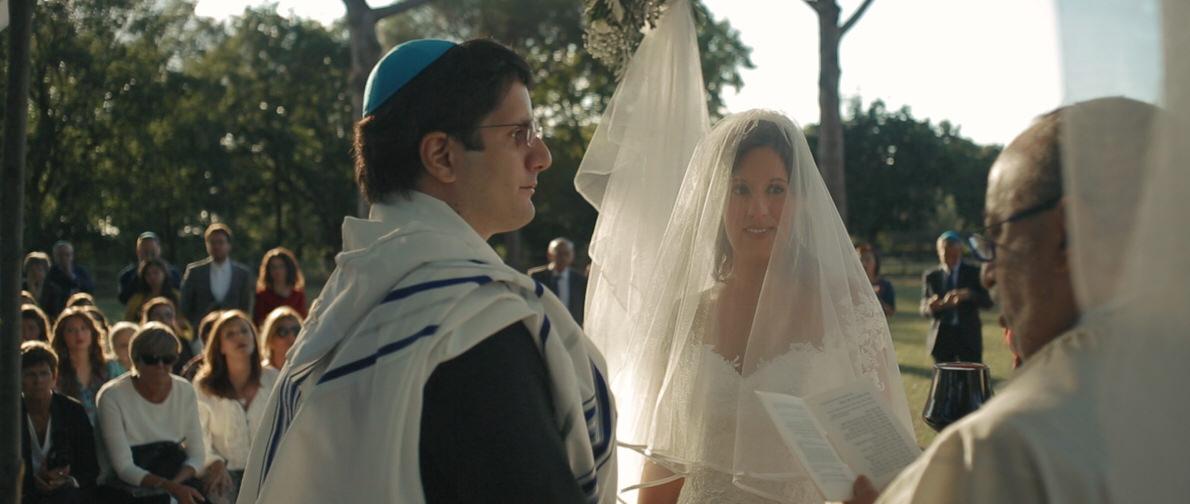 Jewish wedding in rome 6