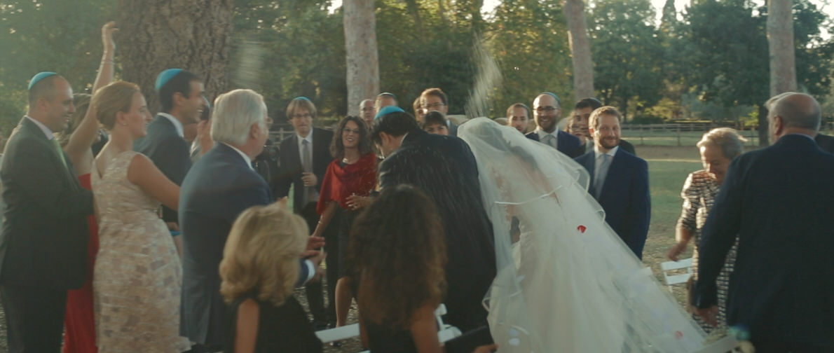 Jewish wedding in rome 8