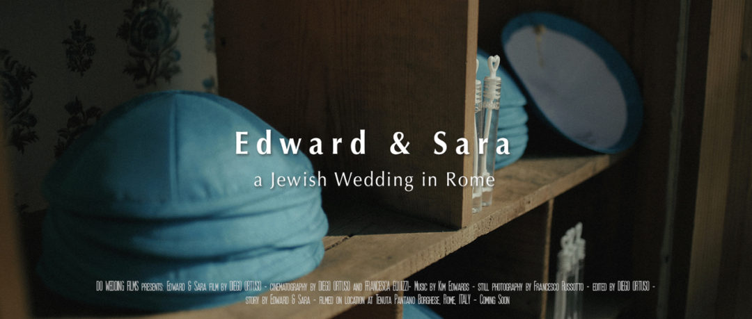Wedding Videomaker Tenuta Pantano Borghese   Edward & Sara