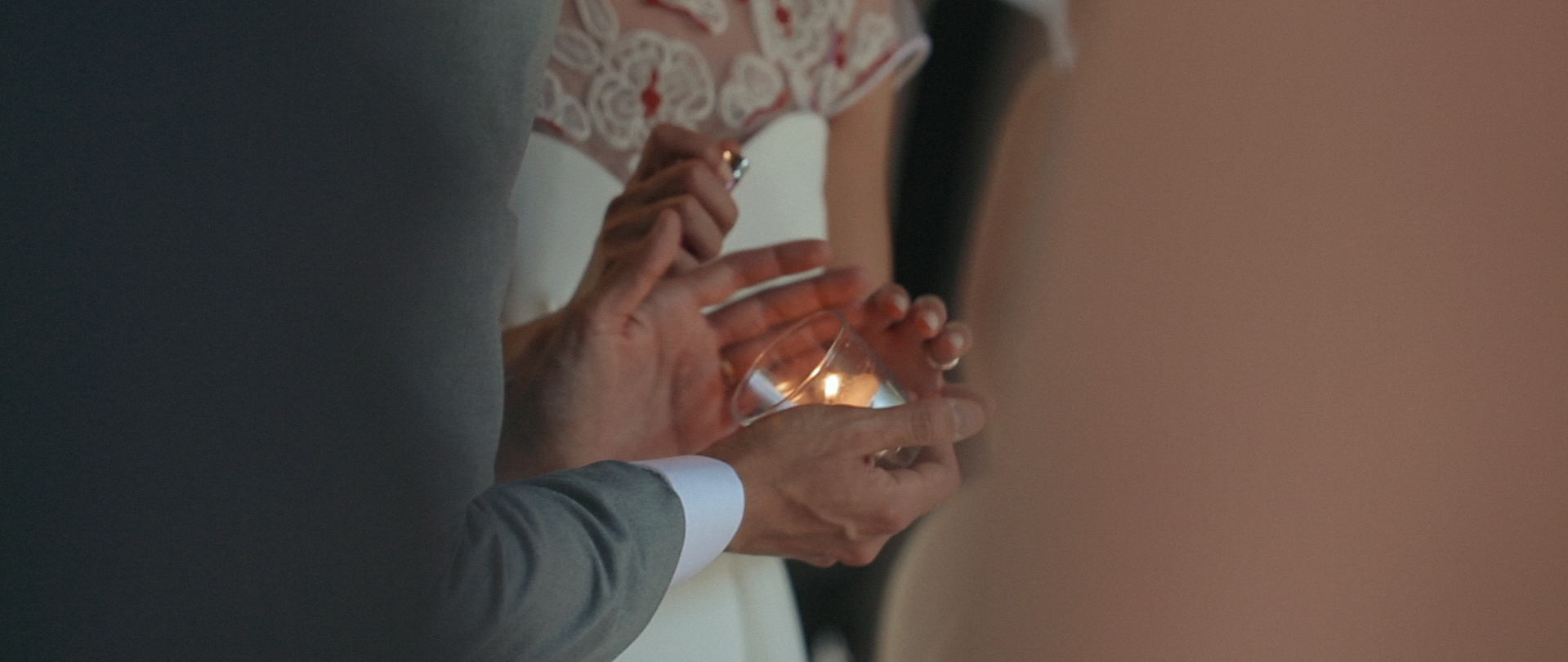 Intimate wedding video in rome 7