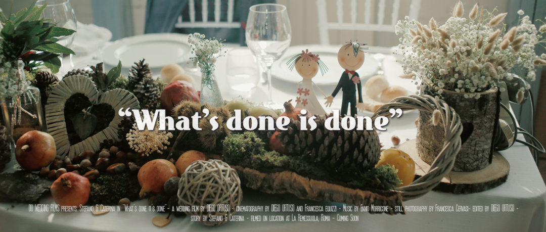 03. What's done is done | Trailer (Eng)