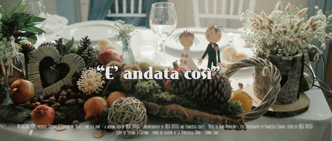 Stefano & Caterina | Wedding Trailer (Ita)