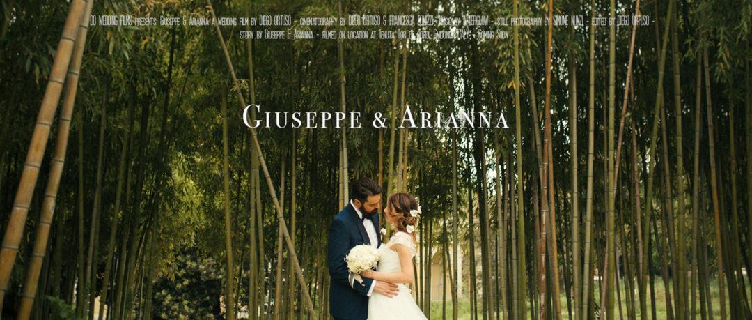 Giuseppe & Arianna | Trailer (Ita)