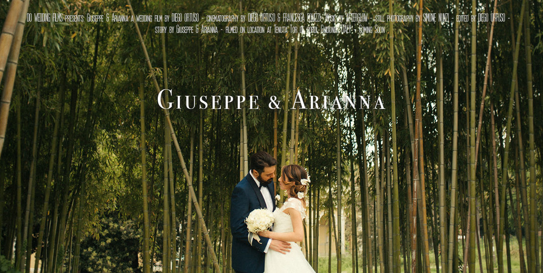 Giuseppe & Arianna | Trailer (Eng)