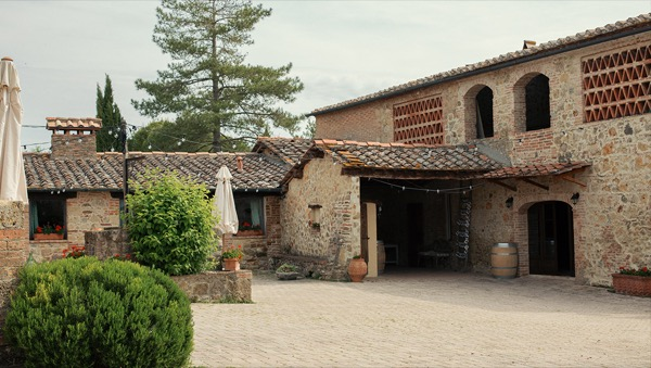 Video maker in Toscana