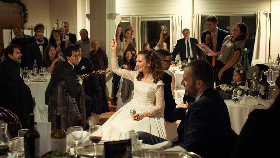 photos of the reception