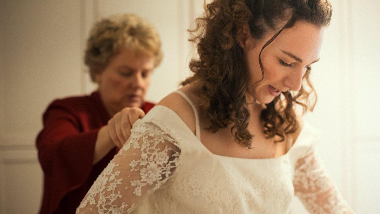 Foto preparativi Sposa