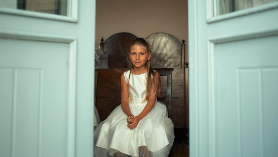Foto damigella sposa