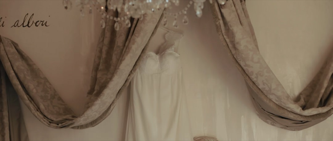 A moving wedding video