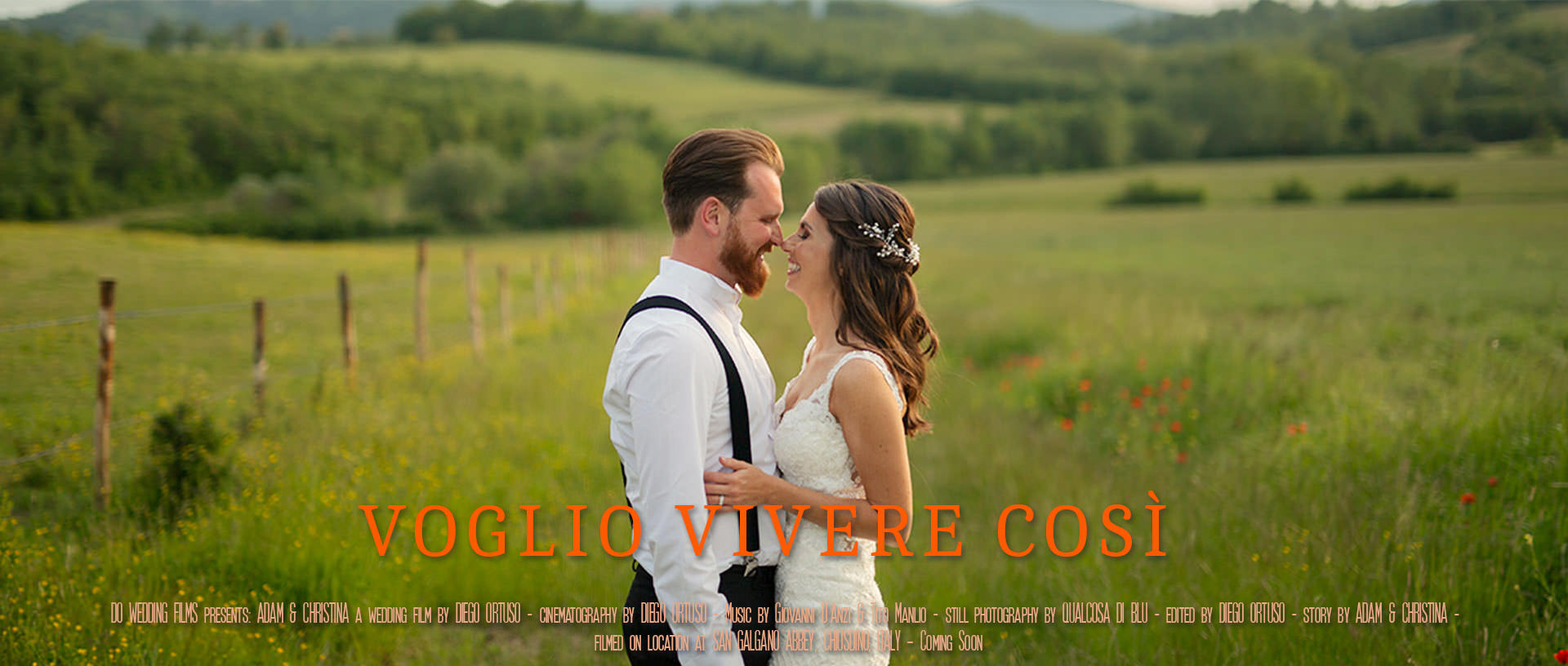 Best wedding videographers in Tuscany