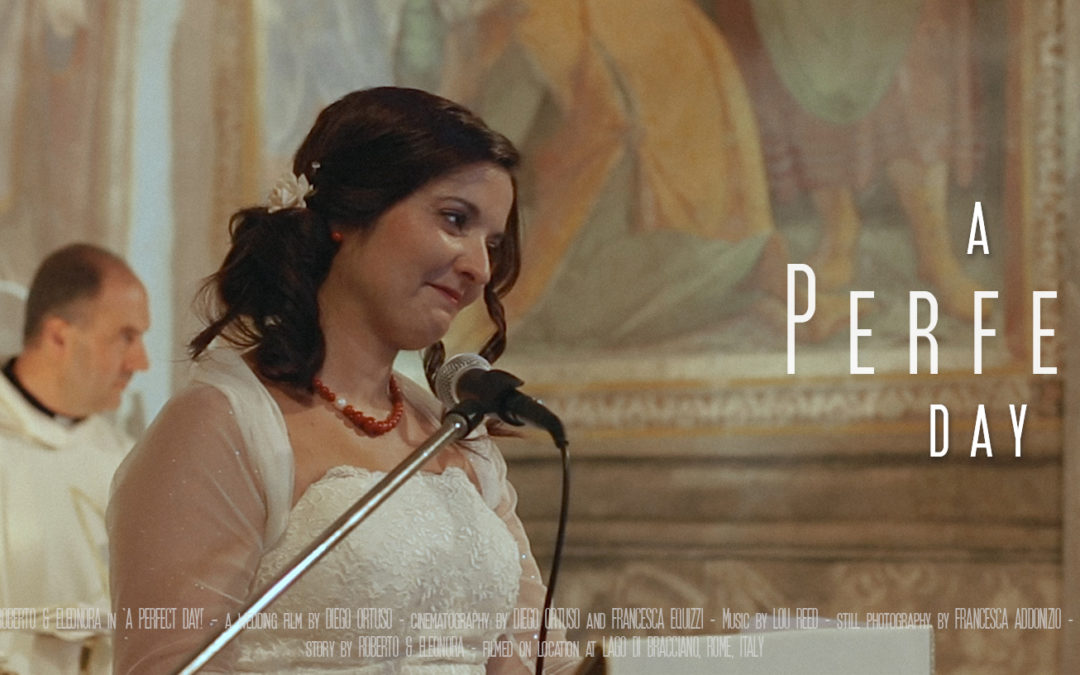A perfect day | Trailer